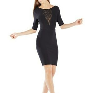 BCBG Cocktail Little Black Dress NWT